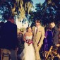 Wedding Ceremony at the Carriage House at Magnolia Gardens