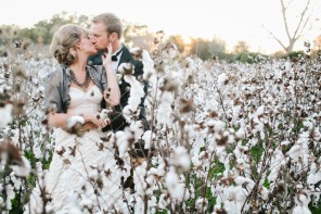 Boone Hall Plantation Wedding Photo
