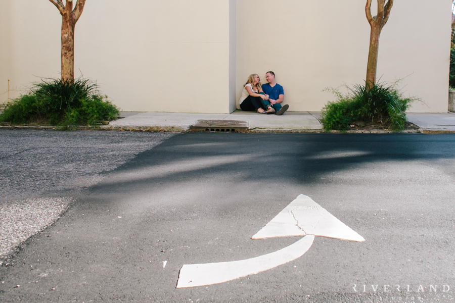 engagement arrow photo