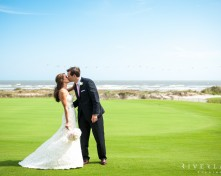 Kissing on the Green