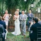 Wedding Ceremony at the Wickliffe House