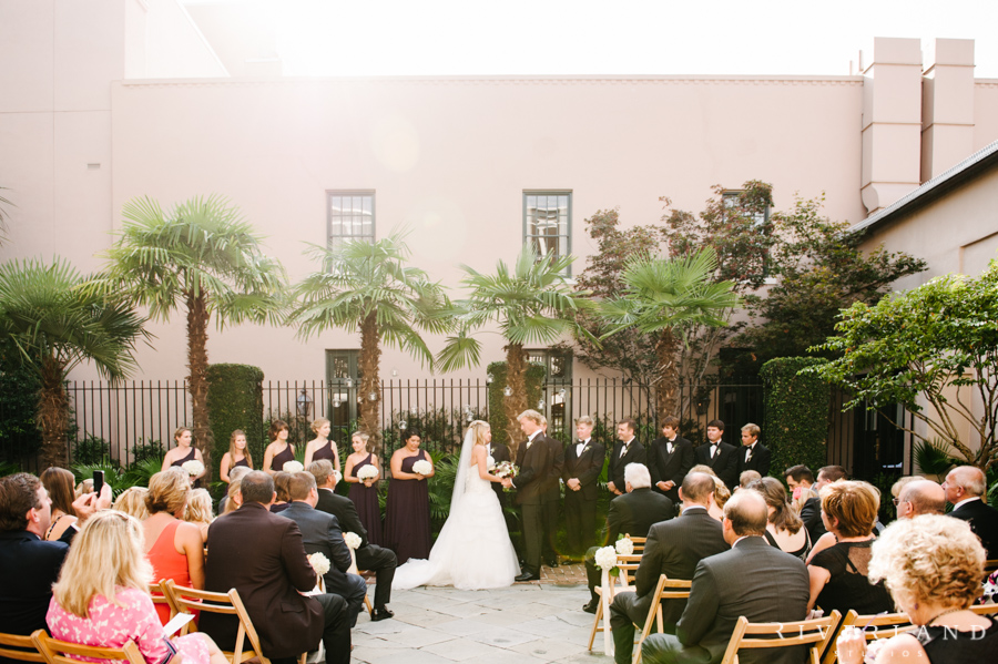 wedding photography at planters inn