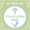 wedding wire blog badge