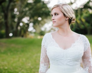 Lowndes Grove Bridal Portraits