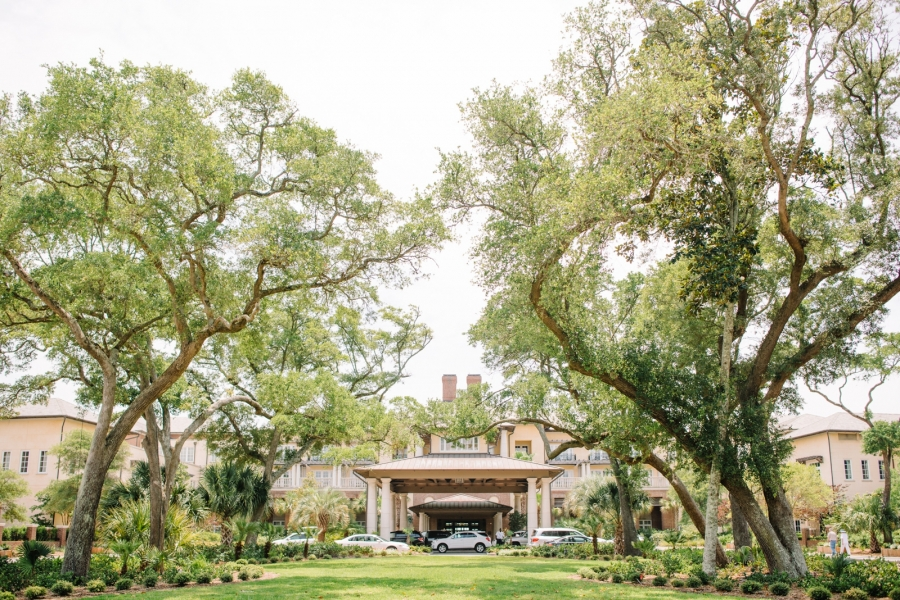 Sanctuary Kiawah Island Wedding