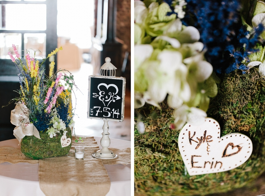 Charleston Rice Mill DIY Wedding