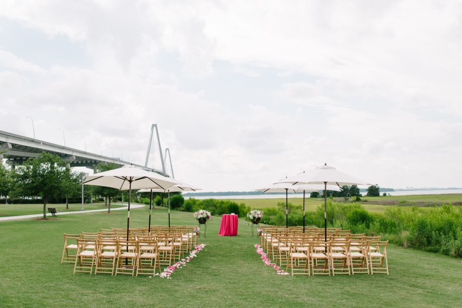Cooper River Room Wedding