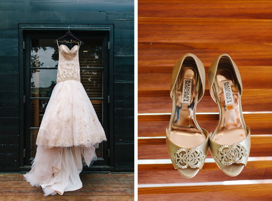 Middleton place wedding, elegant wedding, elegant charleston wedding, blush dress, gold wedding color, formal garden wedding,