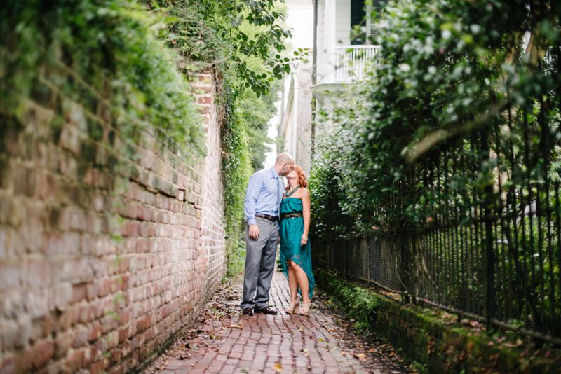 Downtown Charleston Engagement_0351