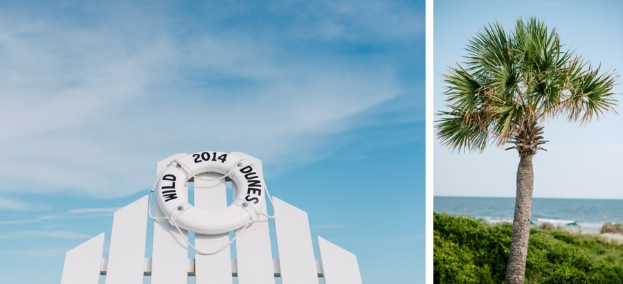 Wild Dunes Isle of Palms Wedding