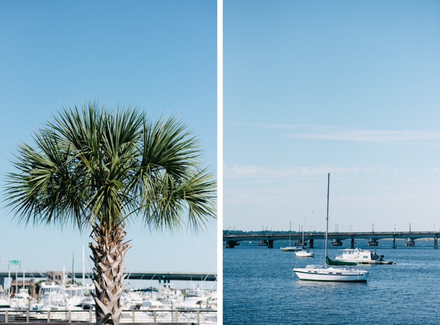 Carolina Girl Charleston Harbor Yacht Wedding