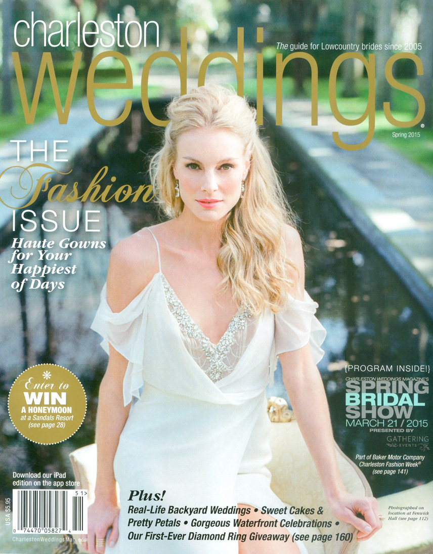 Charleston Weddings Magazine Carolina Girl Yacht1