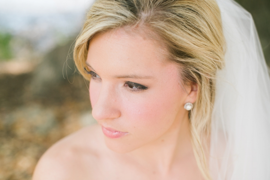Jenna { Boone Hall Plantation bridal portraits }