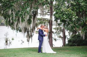 Tracey & Justin { Wachesaw Plantation Wedding }