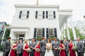 Wickliffe House Wedding